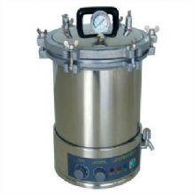 上海博迅不锈钢煤电手提式压力蒸汽灭菌器YXQ-SG46-280S 移位式开快盖型