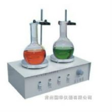 国华双头恒温磁力搅拌器HJ-2