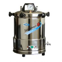 上海三申压力蒸汽灭菌器YX280A*(24L防干烧) 不锈钢/手提式/防干烧/24L/座式电热
