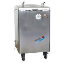 上海三申压力蒸汽灭菌器YM75B 不锈钢立式/自动控水型