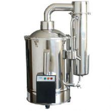 上海三申电热蒸馏水器DZ20Z型 不锈钢/断水自控