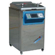 上海三申压力蒸汽灭菌器YM50CM 不锈钢立式/触摸智能