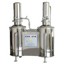 上海三申电热重蒸馏水器DZ10C型 不锈钢/重蒸