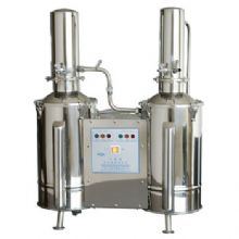上海三申电热重蒸馏水器DZ5C型 不锈钢/重蒸