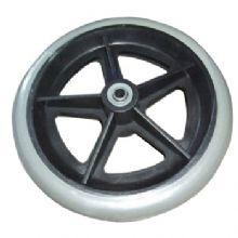 鱼跃轮椅车配件:前轮6-8寸 含轴承 适用于鱼跃轮椅车