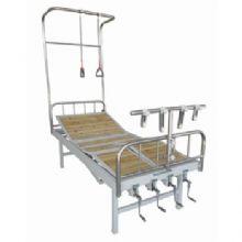 华瑞不锈钢、喷塑混合型悬臂骨科牵引床 D301