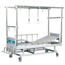 华瑞不锈钢、喷塑混合型骨科牵引床 D291