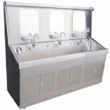 华瑞不锈钢电热自动感应洗手池(豪华型)C291 2200×650×1915