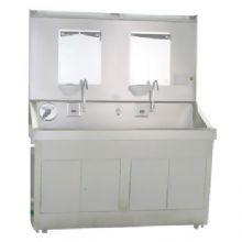 华瑞不锈钢电热自动感应洗手池(豪华型)C292 1600×650×1915  两位