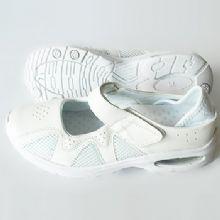 日医福利护士鞋LL 号(37.5--38.5)  PU面 全包