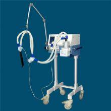 益生呼吸机SC-300型  不含空压机,有气动电控和定容、定压、压力支持等通气模式