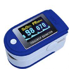 CONTEC 康泰手指血氧仪CMS 50D型 (彩屏)功耗低,无信号时自动关机