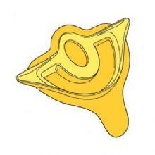 Resmed 瑞思迈加温湿化器专用黄色清洁塞 H4i