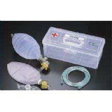 VADI急救手动苏醒球呼吸器 皮球,套装(硅胶)成人、儿童、婴儿