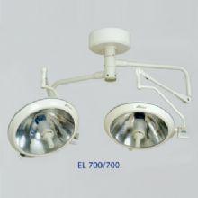 鹰牌手术无影灯 EL 700/700主要部件采用国际名牌产品,运行平稳可靠
