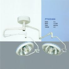 鹰牌手术无影灯 ZFS600/600采用进口长寿命卤钨灯泡,达1000小时