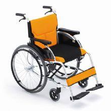 Miki 三贵轮椅车MCS-43L型 蓝色 W4