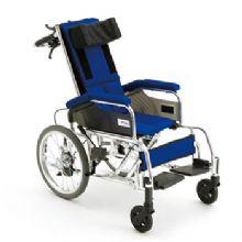 Miki 三贵儿童轮椅车MSL-3ER型 蓝色 W4