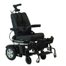 WISKING 上海威之群电动轮椅车wisking-1030TT型 320W电机  35AH电池完全站立 电动平躺 可调后背
