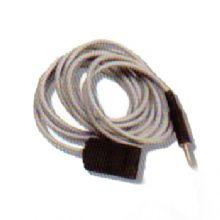 贝林电刀配件:一次性负极板专用电缆线配件  高频电刀负极板专用电缆线