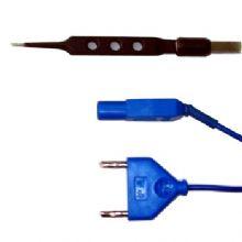 沪通直式普通眼科双极电凝镊 BF11