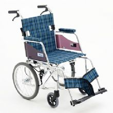 Miki 三贵轮椅车 MOCC-43JL(F)