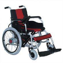 吉芮电动轮椅车JRWD301 钢制烤漆车架