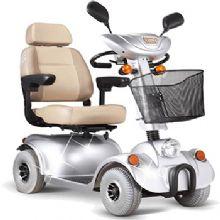 Karma康扬电动代步车KS-646 风范标准型 扶手可拆卸 座位可前后移动