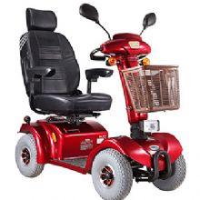 Karma康扬电动代步车KS-747.2 豪华皮革座椅 老人 残疾人