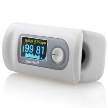 鱼跃血氧仪 YX301血氧饱和度检测仪 脉搏监测仪 指夹式心率仪