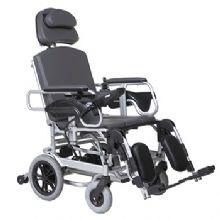 上海互邦电动轮椅车HBLD2-B 电动调节版 高靠背 带坐便 2014最新款