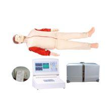 液晶彩显高级电脑心肺复苏模拟人 BIX-CPR580