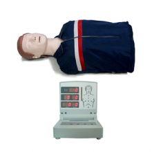 半身电脑心肺复苏模拟人(语音提示、数字计数显示) BIX-CPR230