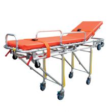 铝合金自动救护车担架 YXH-3A固定支架与救护车相固定