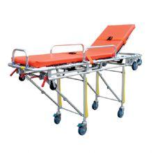铝合金自动救护车担架 YXH-3A2固定支架与救护车相固定,担架可分离,可以快速抢救病人