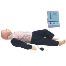 高级儿童复苏模拟人 KAS-CPR180训练操作