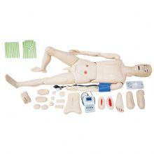 高级全功能护理人模型(带血压测量) KAS-128带血压测量