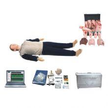 电脑高级心肺复苏与创伤模拟人 KAS-CPR800计算机控制二合一功能