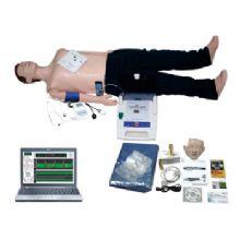 电脑高级功能急救训练模拟人 KAS-ALS950心肺复苏CPR与血压测量、AED除颤仪等功能