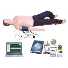 电脑高级功能急救训练模拟人 KAS-ALS900心肺复苏CPR与血压测量等功能