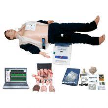 电脑高级心肺复苏、AED除颤仪、创伤模拟人 KAS-BLS880计算机控制三合一