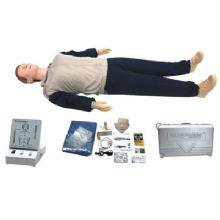 高级全身心肺复苏训练模拟人 KAS-CPR280