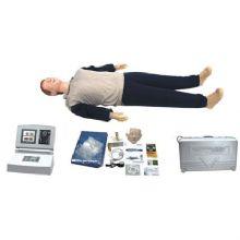 高级移动显示自动电脑心肺复苏模拟人 KAS-CPR480