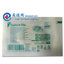3M透明敷料1622W 4.4*4.4CM防水 透气 低过敏性 有效隔绝水 细菌及灰尘