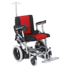 上海互邦电动轮椅车HBLD1-E 锂电池轻便 电池寿命长 活动扶手 上翻式踏脚 高强度铝合金烤漆车架