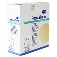 德国保赫曼德湿肤泡沫伤口敷料PermaFoam  Tracheotomy 气管切开型 8x8cm 货号:4094265