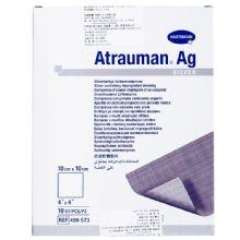 德国保赫曼德湿银含银伤口敷料 Atrauman AG st