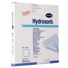 德国保赫曼德湿舒水凝胶伤口敷料Hydrosorb 10x10cm 货号:9008541