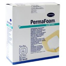 德国保赫曼德湿肤泡沫伤口敷料 PermaFoam Comfort 11x11cm 货号:4094085