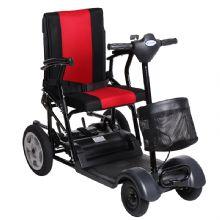上海互邦电动轮椅车 HBLD2-E(DB2)靠背可调 跑23公里 航续能力强